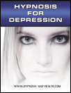 hypnosis for depression ebook cover