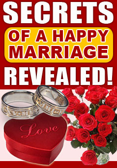 happy marriage secrets